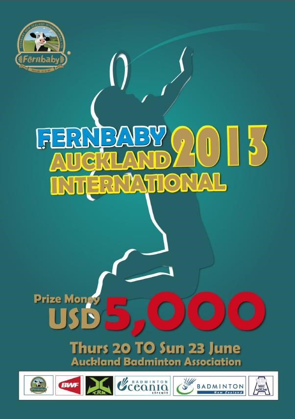 Volunteer Opportunity at 2013 Fernbaby Auckland International