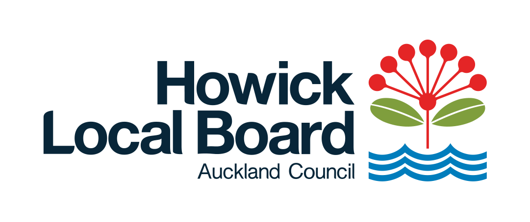 Thank You Howick Local Board